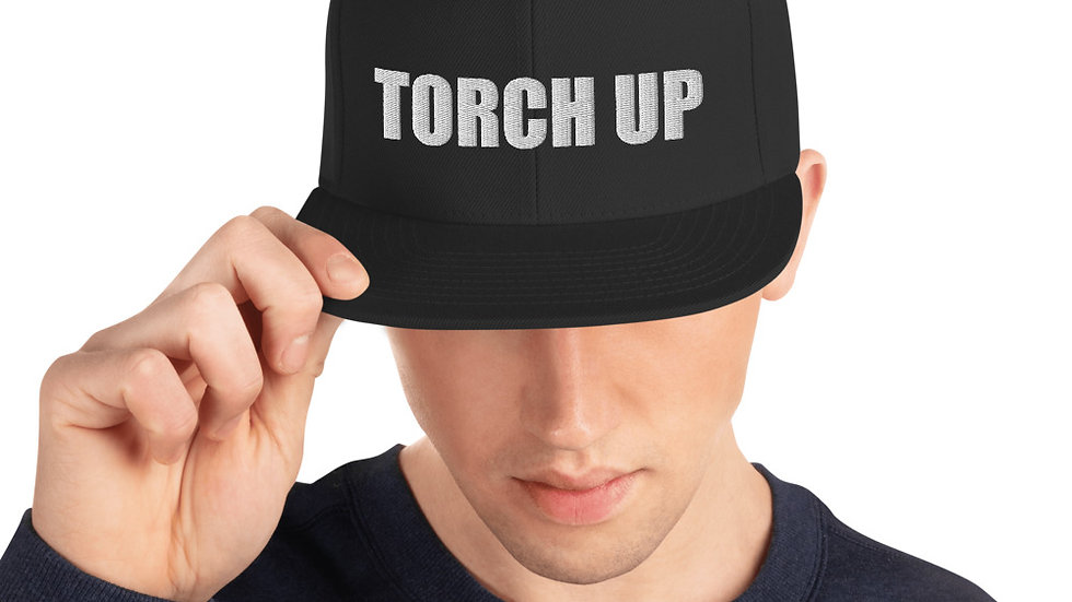 The Original TORCH UP Classic Snapback Hat