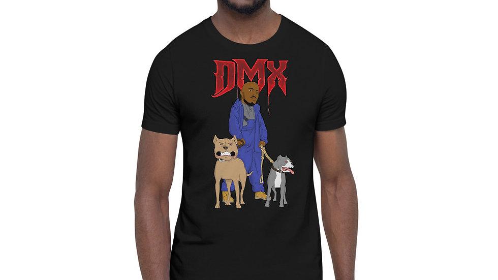 TORCHVILLE Legends Series - DMX Short-Sleeve Unisex T-Shirt