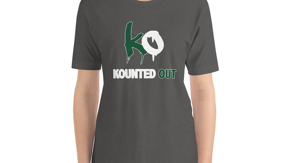 KOUNTED OUT by Rodrigo Santi Hunter/Black T-Shirt copy