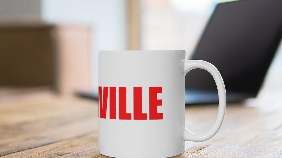 TORCHVILLE RED Mug 11oz