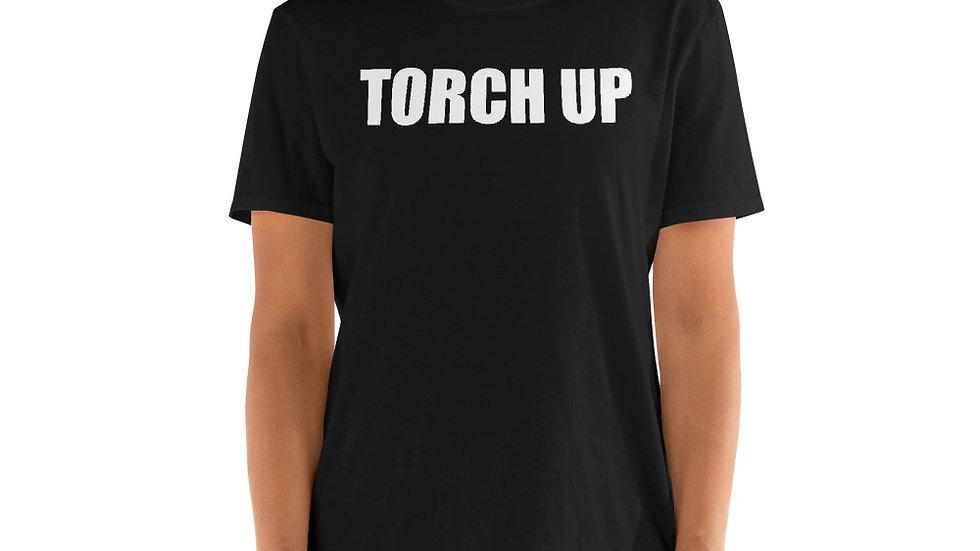 Original Torch Up Classic Womans Short-Sleeve T-Shirt