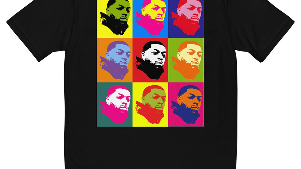 The H.U.S.L. Warhol Short Sleeve T-shirt