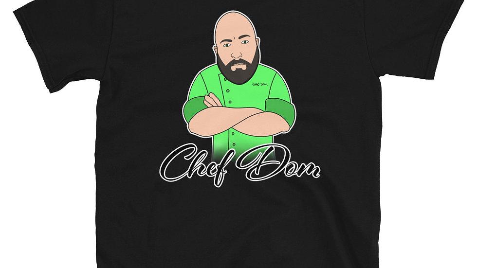 CHEF DOM Short-Sleeve T-Shirt
