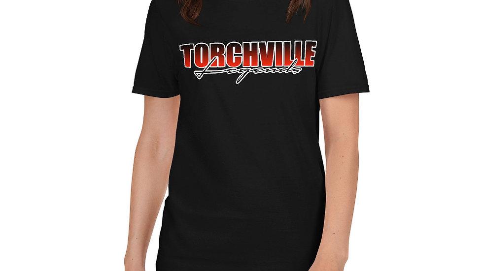 TORCHVILLE LEGENDS Womans Short-Sleeve T-Shirt