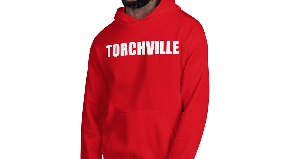 TORCHVILLE RED Hoodie