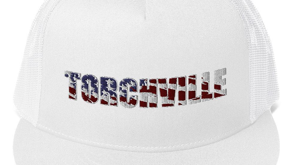 TORCHVILLE PATRIOT Trucker Cap