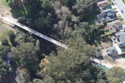 Hagemann Gulch Bridge