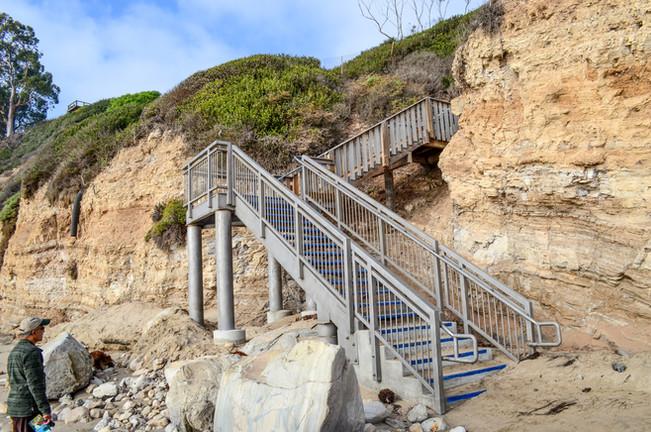 Mesa Lane Stairs