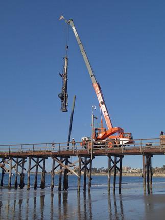 Goleta Pier Retrofit