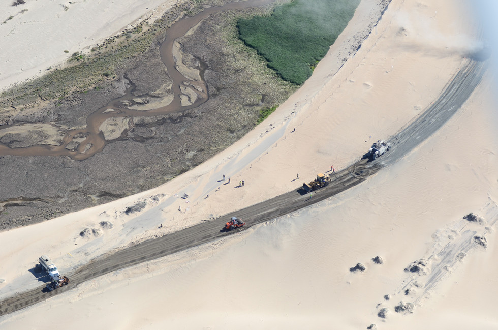 Guadalupe Dunes Access Rd