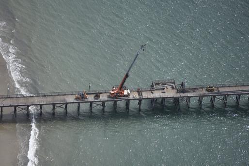 Goleta Pier Inspection & Retrofit