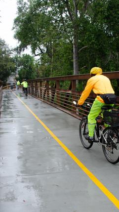 San Jose Creek Multi Use Trail Bridge
