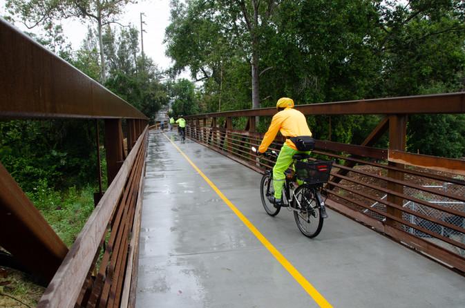 San Jose Creek Multi Use Trail & Bridge