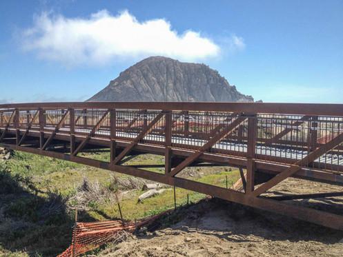 Morro Creek Bike Path & Bridge