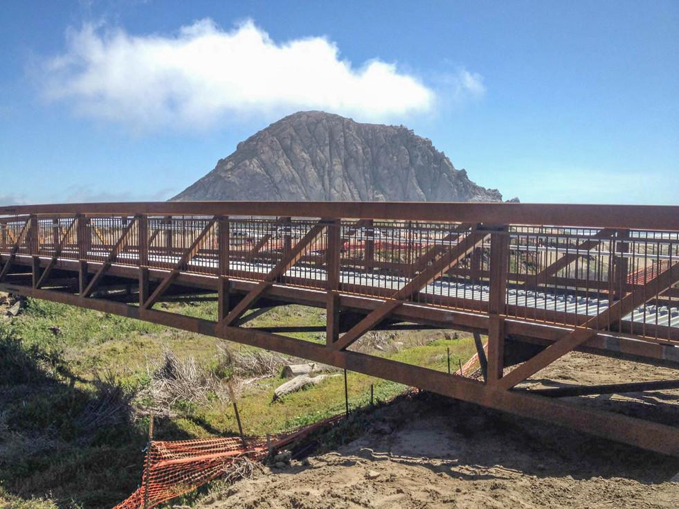 Morro Creek Trail Bridge