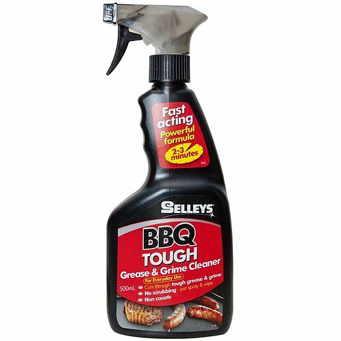 BBQ Tough Grease & Grime Cleaner
