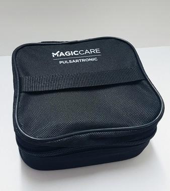 Magic Care scratch proof carry case.