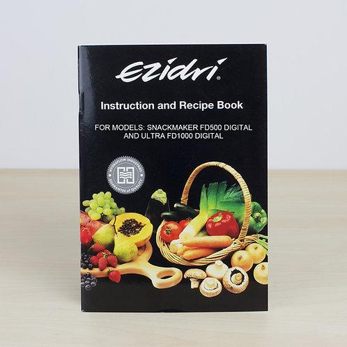 Ultra FD1000 Digital/FD500 Digital Instruction book