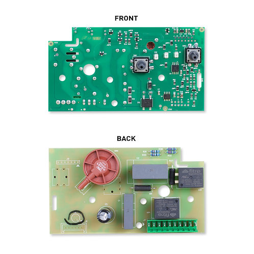Ezivac PCB
