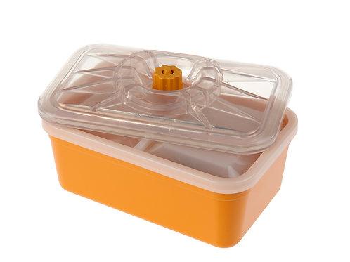 Rectangular Canister - 1 litre