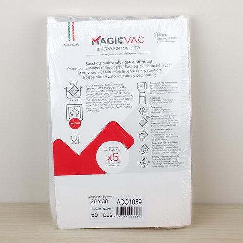 Magic Vac 20cm x 30cm BAGS - PACK 50
