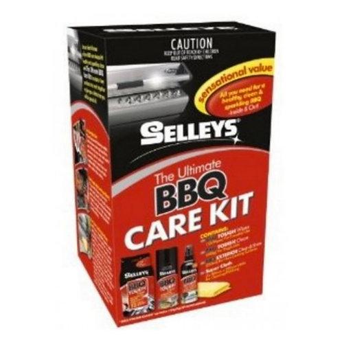 Ultimate BBQ Care Kit