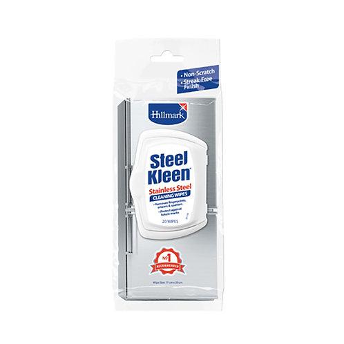 SteelKleen Stainless Steel Cleaning Wipes