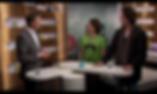 Christian Hersker og Jonas i tv2