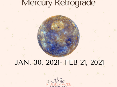 Mercury Retrograde Jan 30, 2021