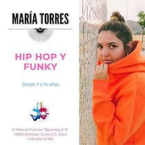 🔊🔊 María Torres 📣📣 María lleva 7 año