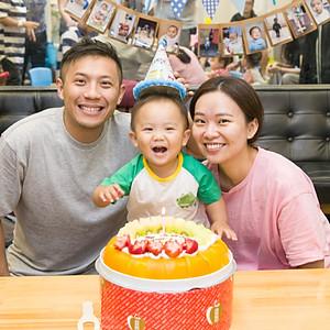 Lok Lok's birthday party