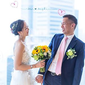 Mr & Mrs Ramabutr