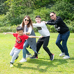 Vicky's family