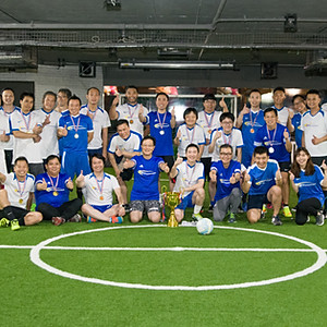 NTT Football Competition