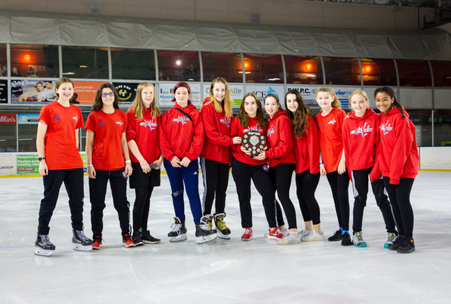 Capitals at Swindon tournament 2018