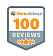 Over 140 Home advisor reviews
