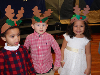 St. Mary of the Hills Celebrates the Holidays!