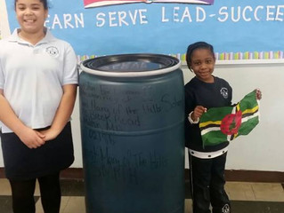 Service Project Updates - 11/9/18