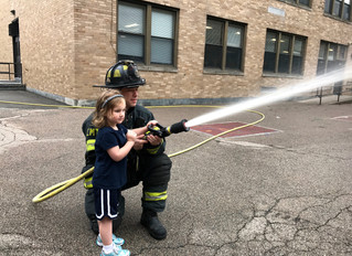 ECC Learns About Fire Safety