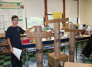 St. Mary of the Hills School Immerses Students in STREAM Curriculum