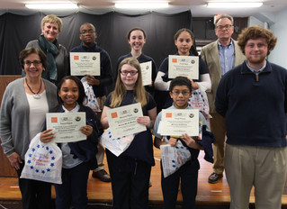 St. Mary's wins Duck Tours Essay Contest for the sixth straight year!
