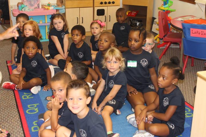 Mrs. Hulme's PreK1 Class