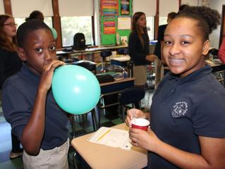 SMH Raises $26K for Science Program!