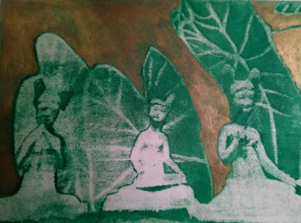 3 Bodhissatvas