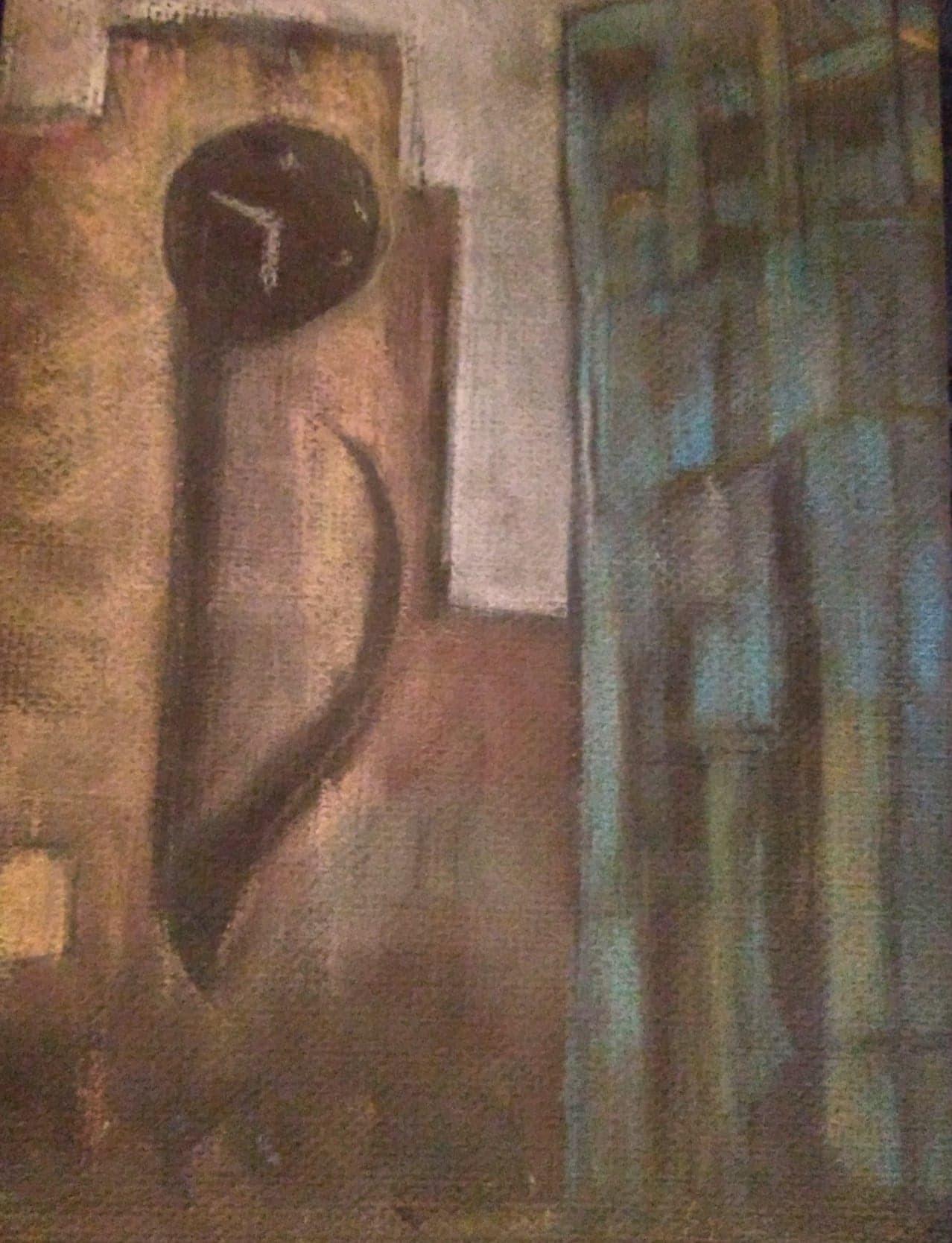 Astor Place  Clock