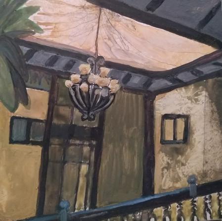 Hotel Interior, Cuenca