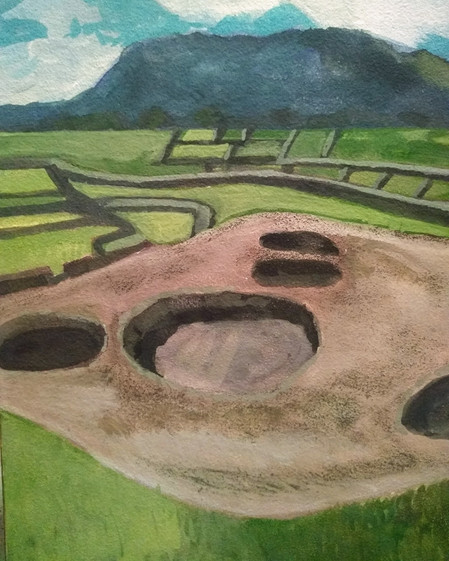 Ingapirca Archeological Zone