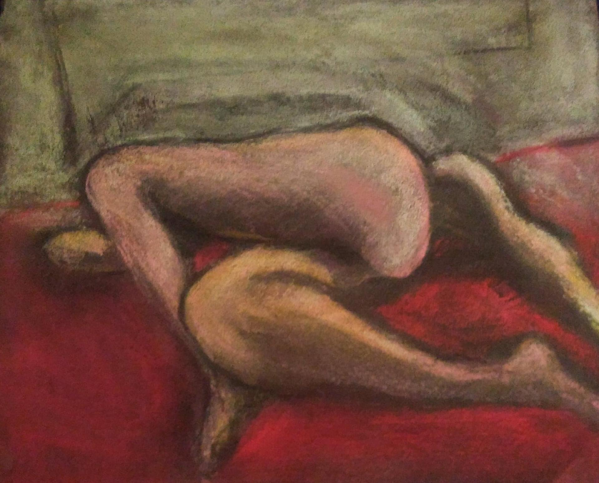 Nude Twisted