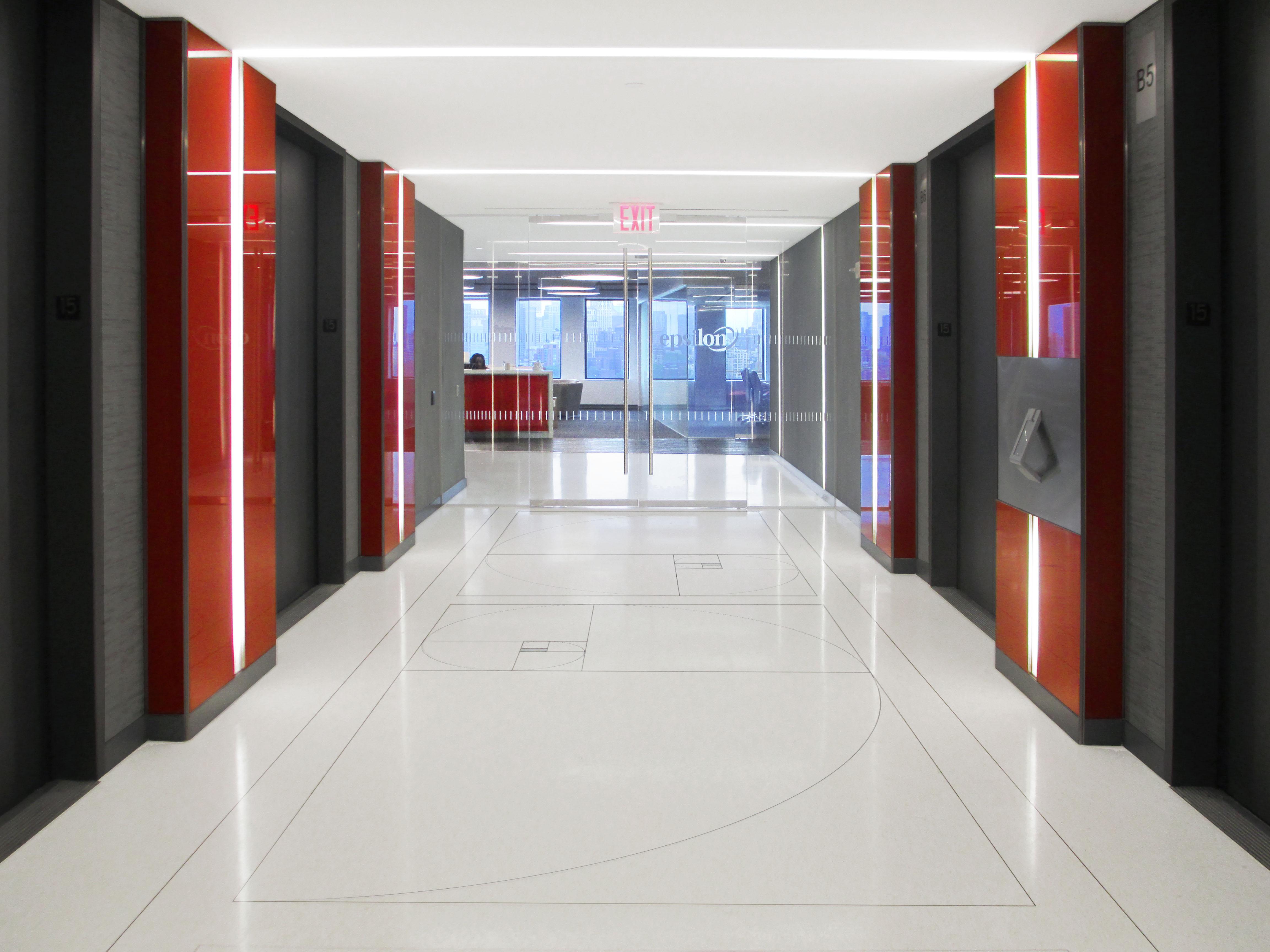 ELEVATOR CORE 2