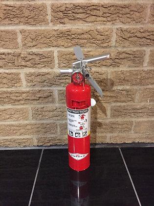 Nice REFURBISHED 2.5# LBS. ABC FIRE EXTINGUISHER